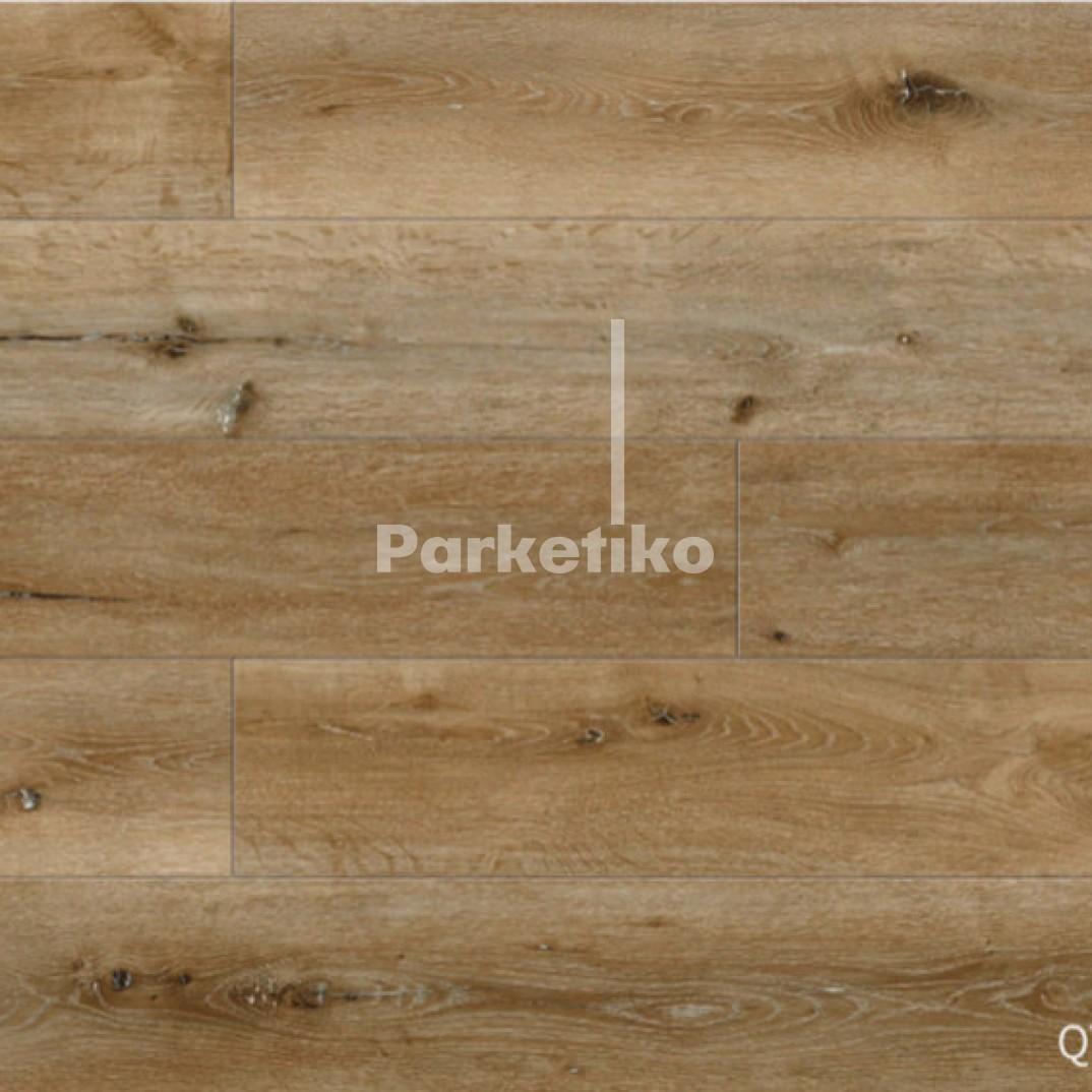 Виниловые покрытия DEMKO SPC Дуб Рустик с подложкой DAM81804-15