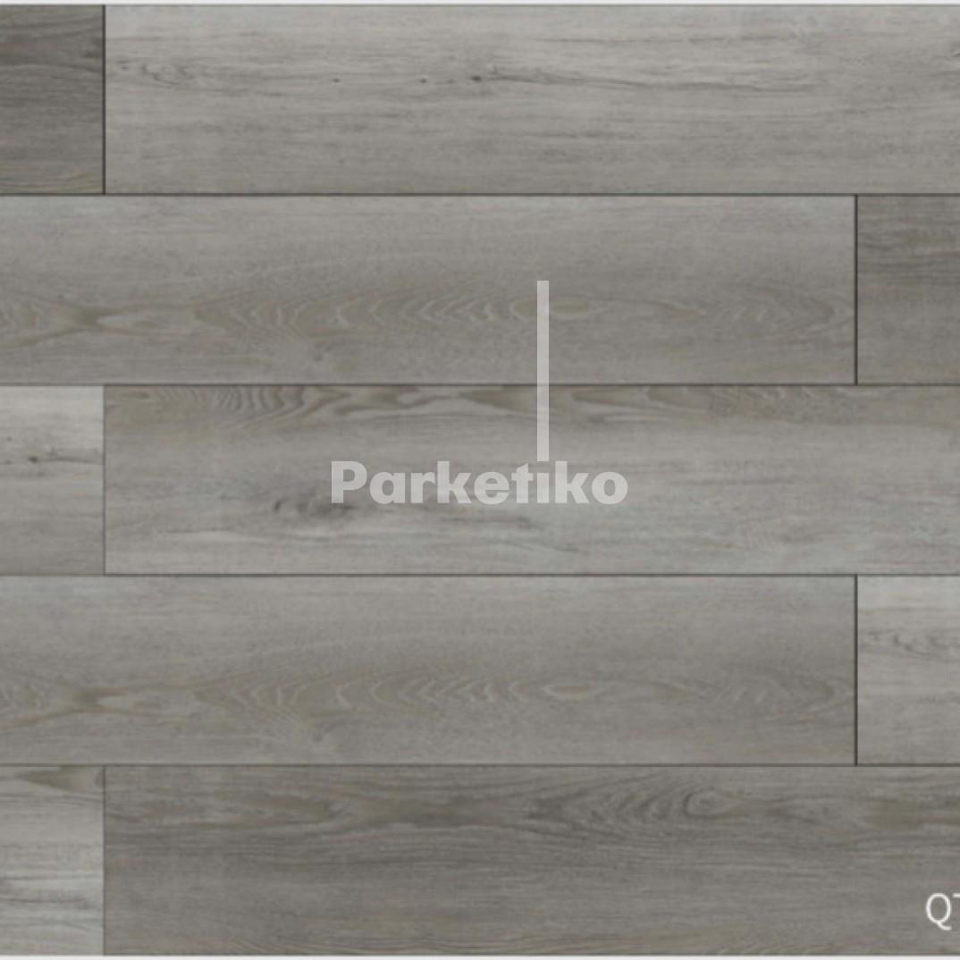 Виниловые покрытия DEMKO SPC Серый кварц с подложкой DXJ81060-3