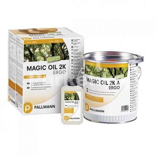 Химия и аксессуары Pallmann Magic Oil 2K