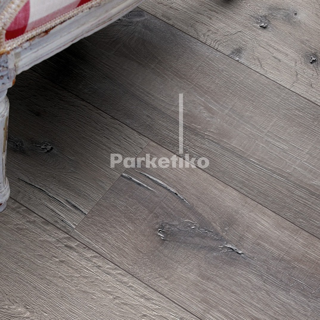 Ламинат Pergo Long Plank 4V Original Excellence Reclaimed Grey Oak