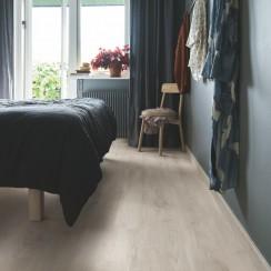 Pergo Classic plank Optimum Glue Дуб Мягкий серый, планка