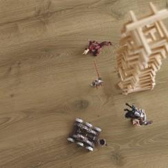 Pergo Classic plank Optimum Glue Дуб Горный коричневый V3201-40162 клеевой