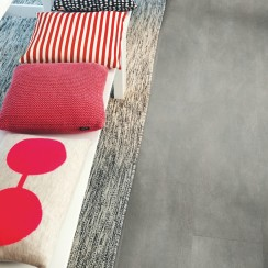 Pergo Tile Optimum Glue Бетон серый темный V3218-40051