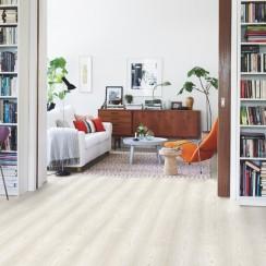 Pergo Modern plank Optimum Glue Скандинавская белая сосна V3231-40072 клеевой