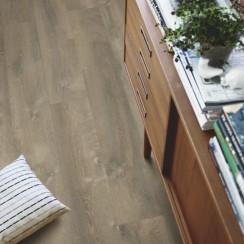 Pergo Modern Plank Optimum Click Дуб речной серый темный V3131-40086 замковый