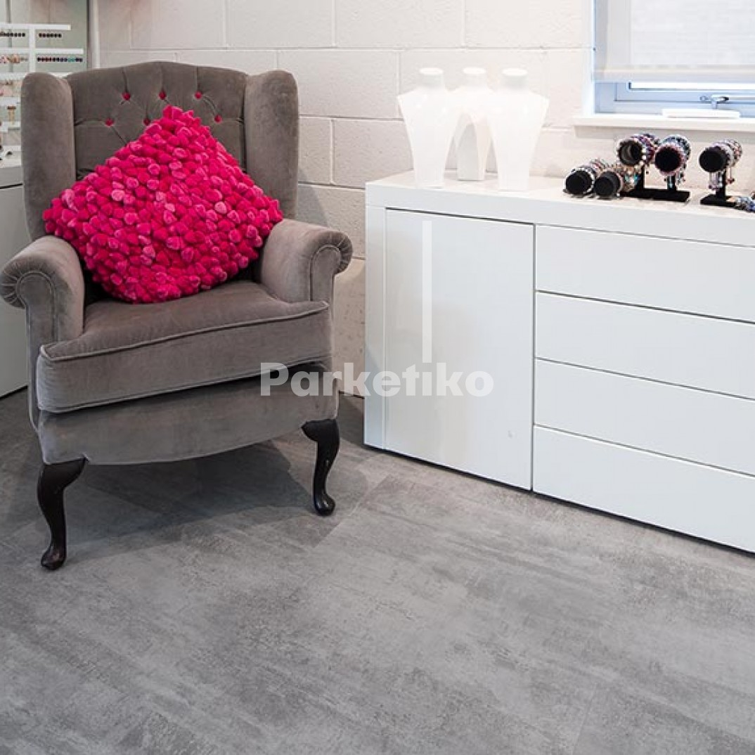 Ламинат Pergo Big Slab Original Excellence Concrete Medium Grey