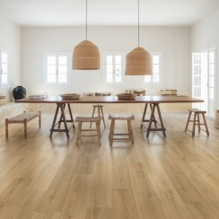 Quick Step SIGNATURE Brushed oak warm natural