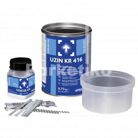 Химия и аксессуары Uzin KR 416