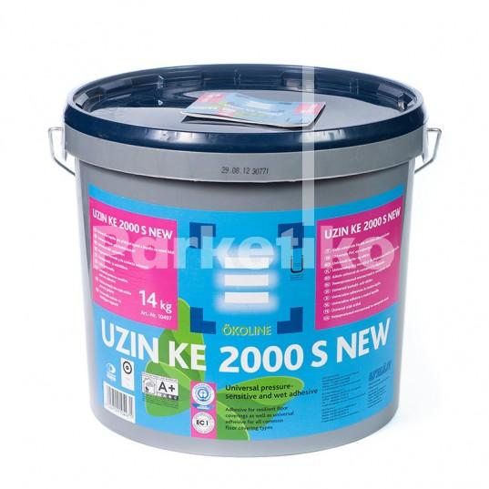 Химия и аксессуары Клей Uzin KE 2000S NEU 2 кг