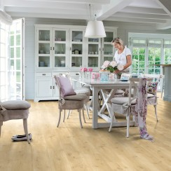 Quick Step Balance glue  Drift Oak beige