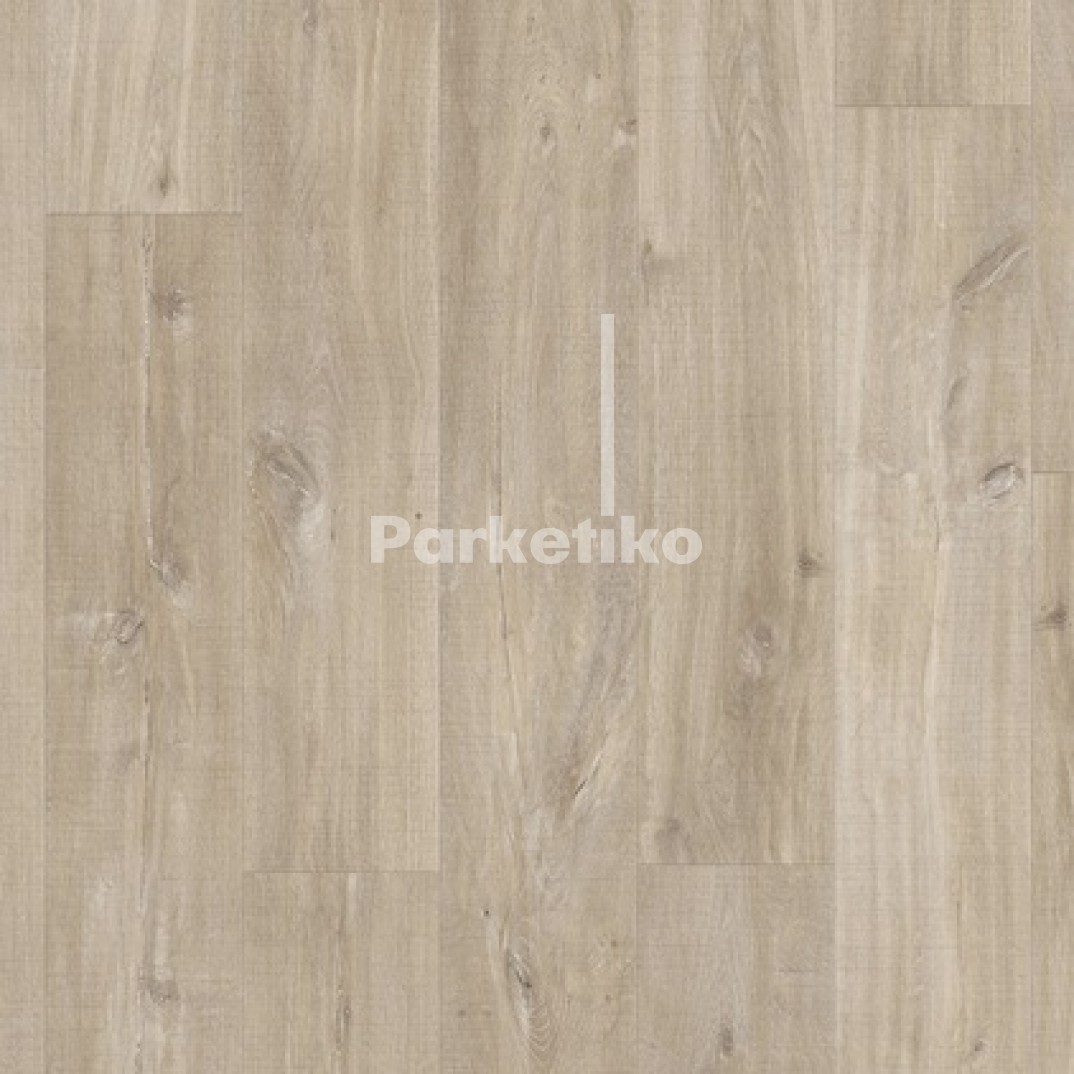 Виниловые покрытия Quick Step Balance click Canyon oak light brown with saw cuts
