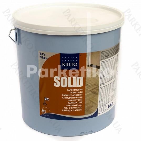 Химия и аксессуары KIILTO Solid клей для паркета